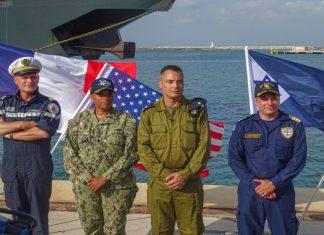 Γαλλία Ισραήλ ΗΠΑ