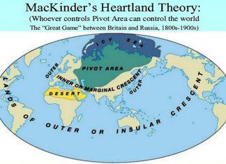 Χάρτης MacKinder