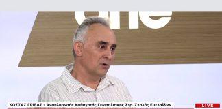 Κωνσταντίνος Γρίβα