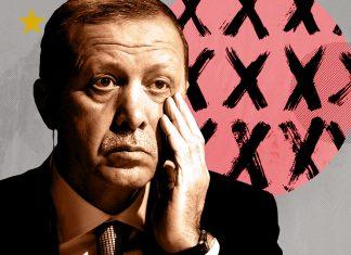 Ερντογάν σε κρίση
