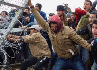 Λαθρομετανάστες