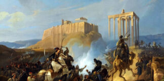 Η μάχη της Ακρόπολης